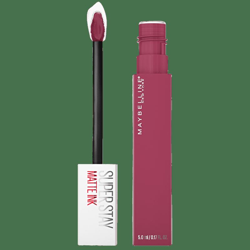 Maybelline Superstay Matte Ink Pink Edition Savant - Batom Líquido 5ml