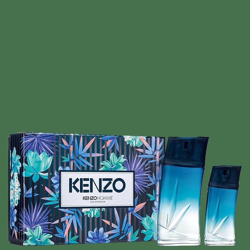 Conjunto Kenzo Homme Masculino - Eau de Parfum 100ml + Eau de Parfum 30ml
