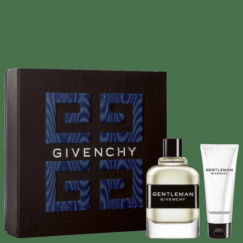 Conjunto Gentleman Givenchy Masculino - Eau de Toilette 100ml e Gel de Banho 75ml