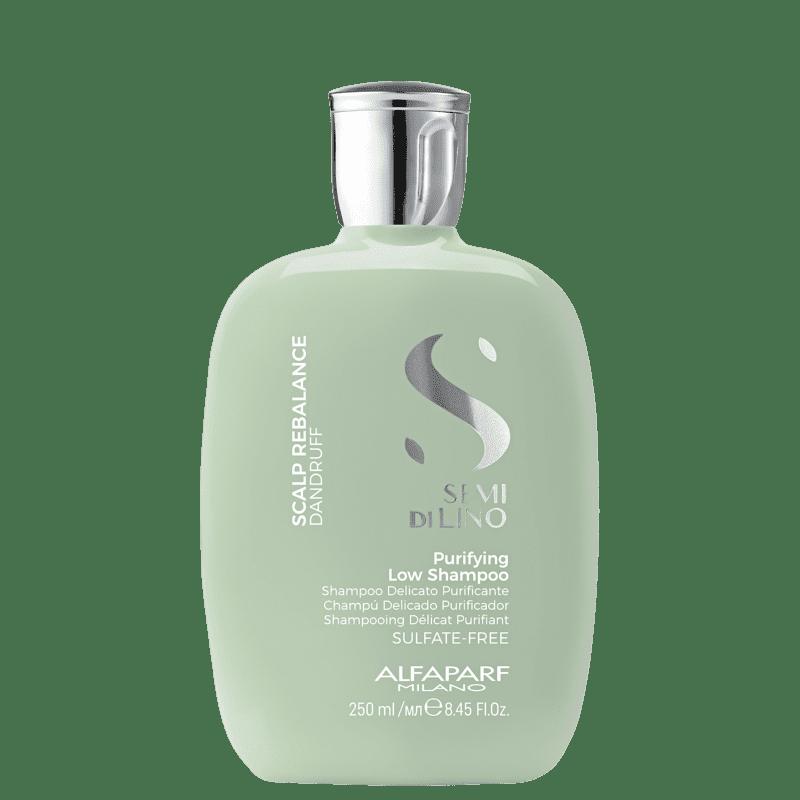 Alfaparf Semi Di Lino Scalp Purifying - Shampoo 250ml