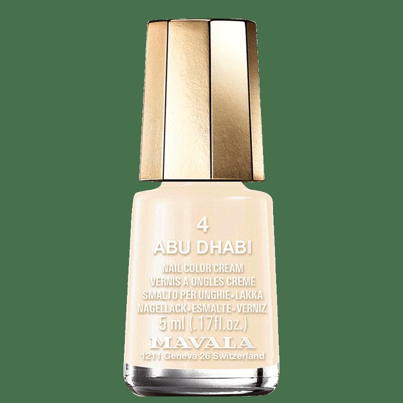 Mavala Mini Color 004 Abu Dhabi - Esmalte 5ml