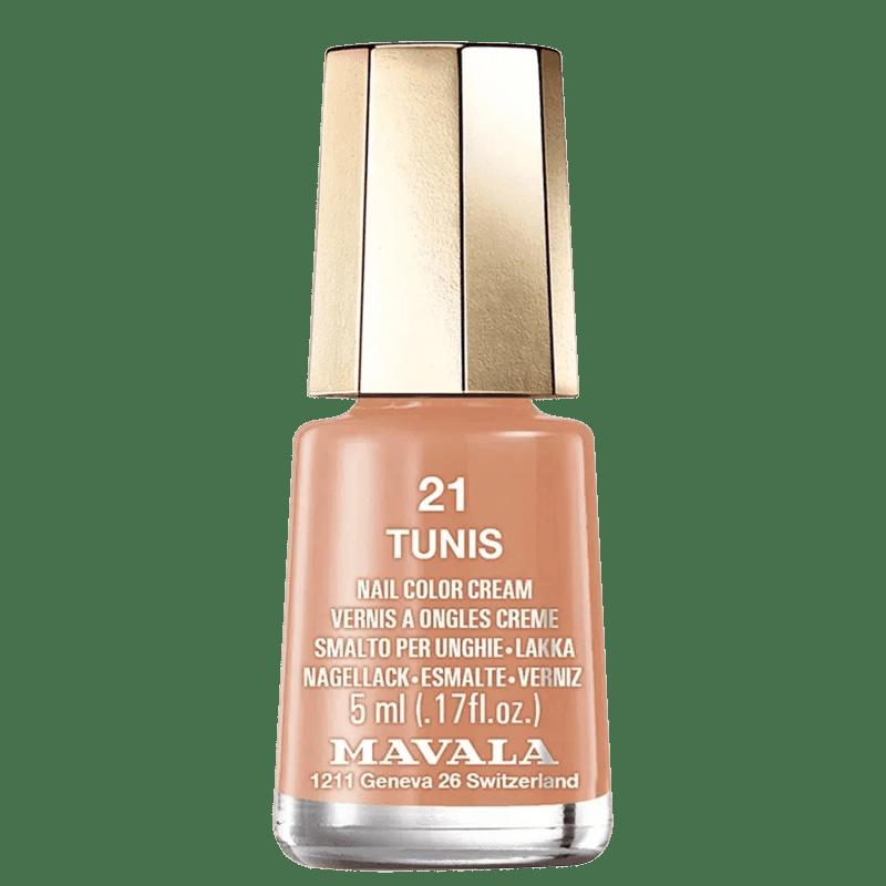 Esmalte Mavala Mini Color 21 Tunis 5ml