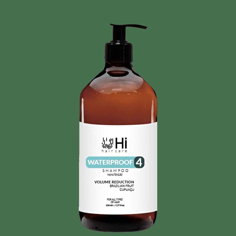 Shampoo Hi Hair Care Waterproof 4 230ml