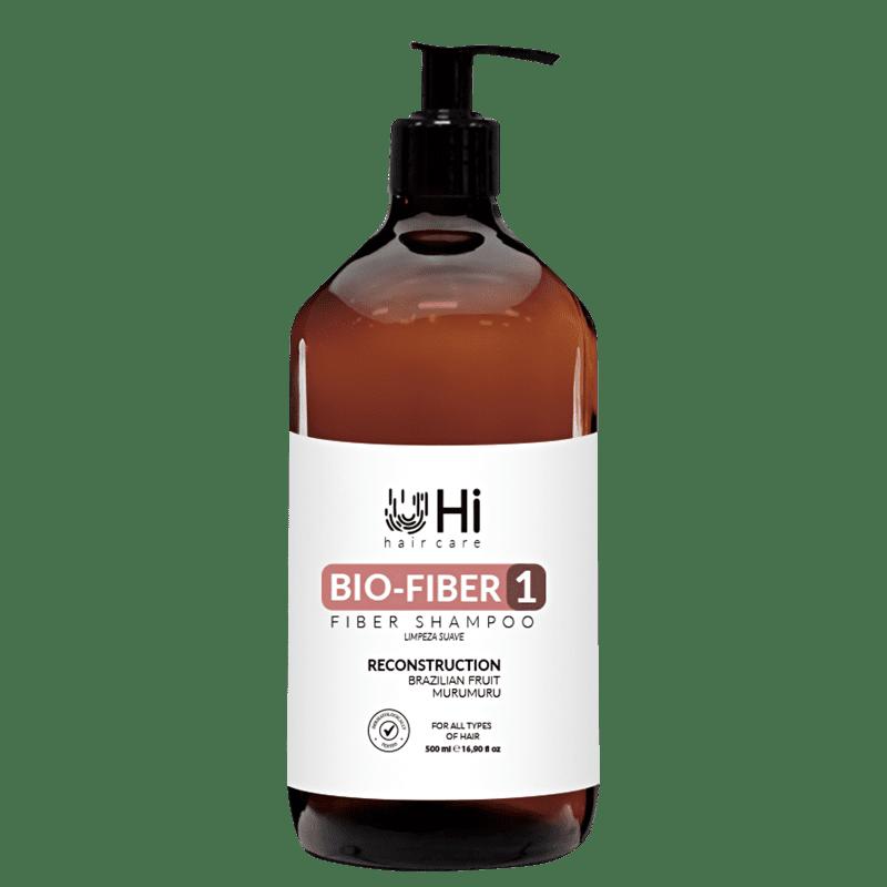 Hi Hair Care Bio Fiber 1 Fiber - Shampoo 500ml