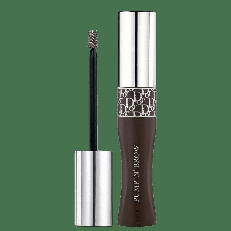 Dior Diorshow Pump 'N' Brow 004 Black - Máscara para Sobrancelha 5ml