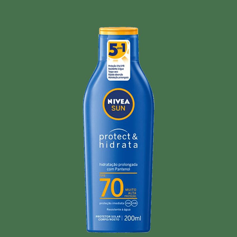 NIVEA Sun Protect & Hidrata FPS70 - Protetor Solar 200ml