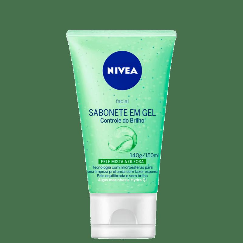 NIVEA Controle do Brilho - Gel de Limpeza Facial 150ml