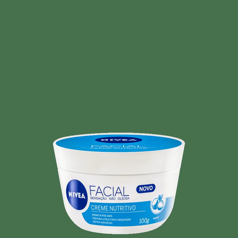 NIVEA Creme Nutritivo - Hidratante Facial 100g