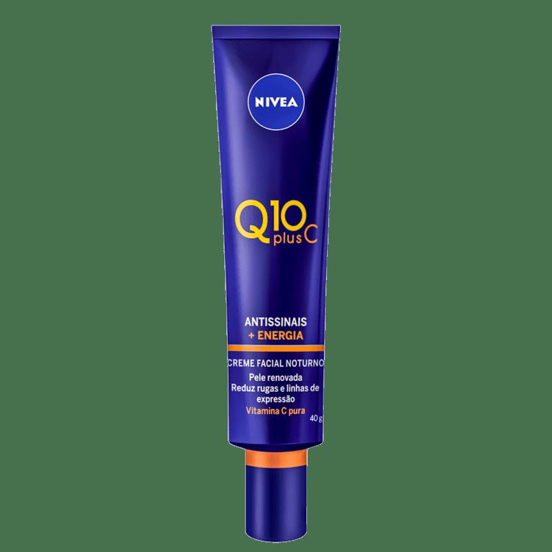 NIVEA Q10 Plus C Noite - Creme Anti-Idade 40ml