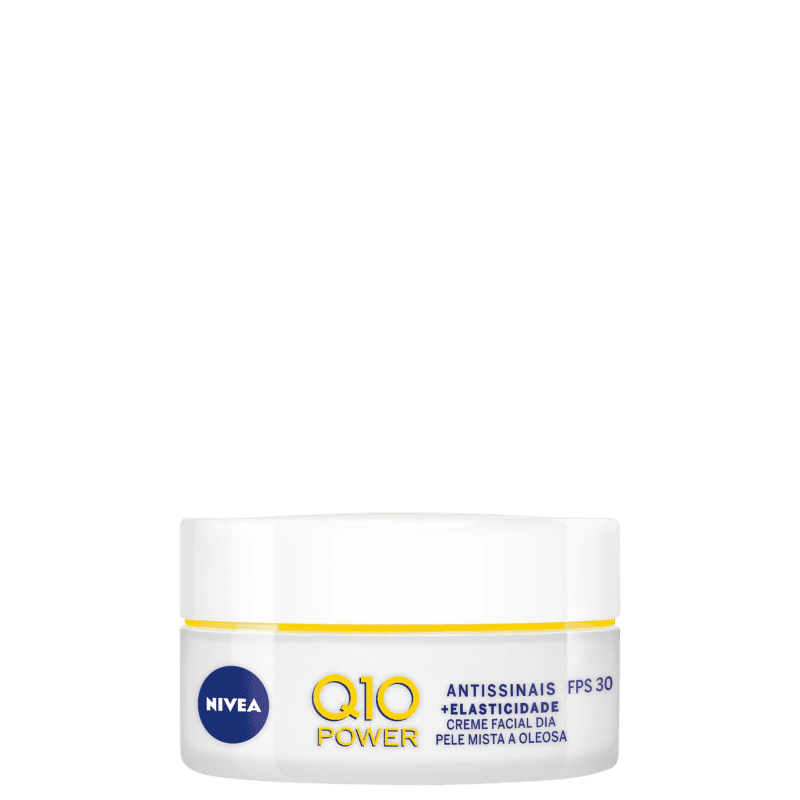 NIVEA Q10 Plus Dia FPS30 - Creme Anti-Idade 50ml