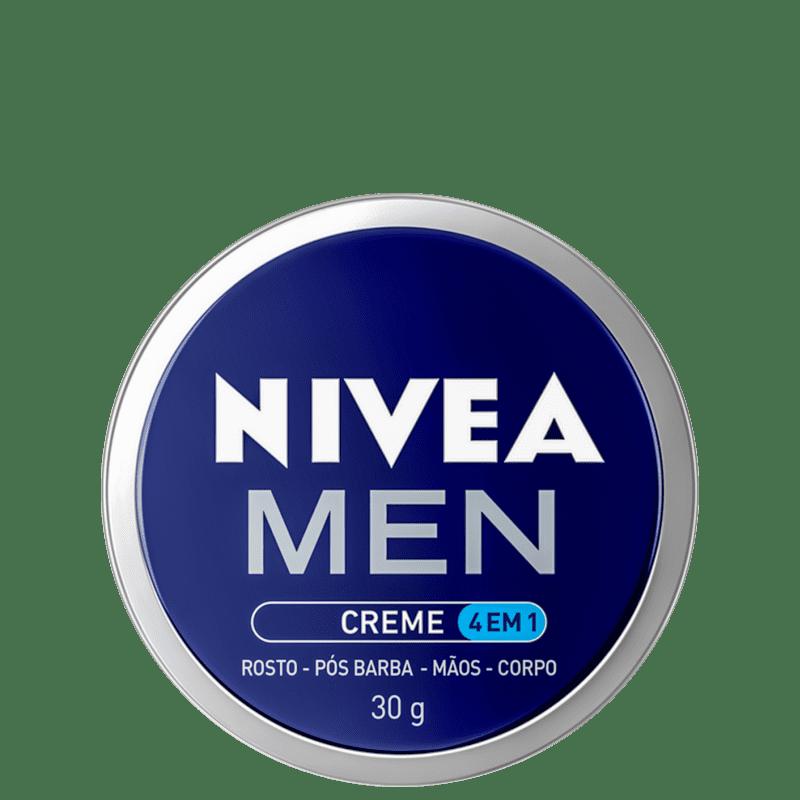 NIVEA MEN 4 em 1 - Creme Hidratante 30g