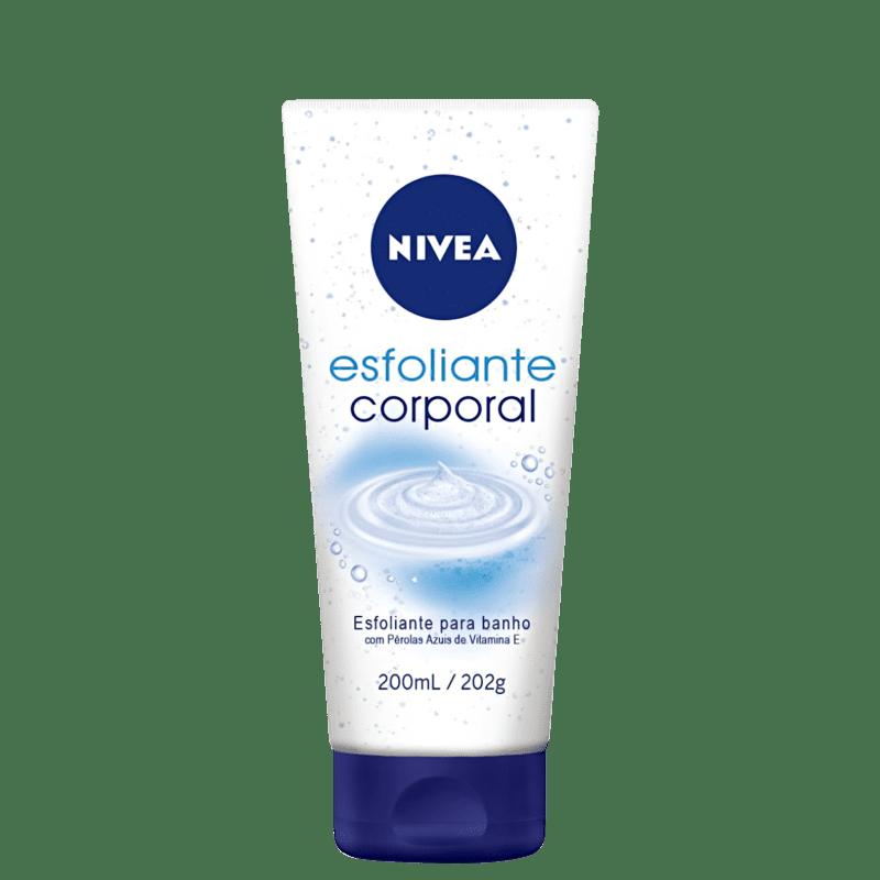 NIVEA Corporal para Banho - Esfoliante 200ml