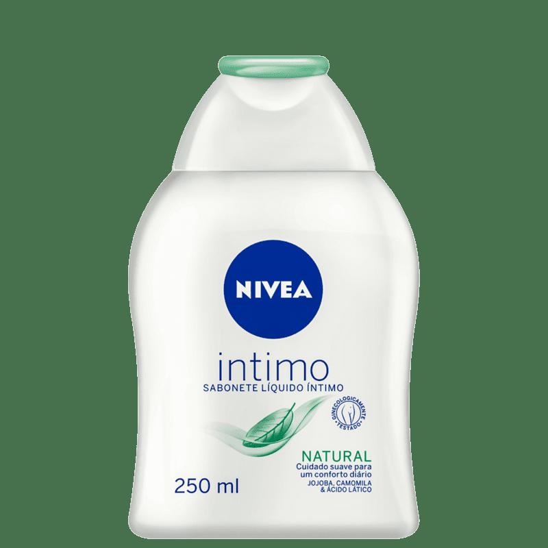 NIVEA Natural - Sabonete Íntimo 250ml