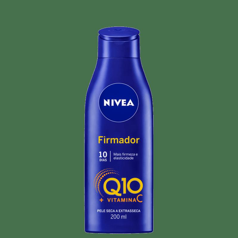 NIVEA Q10 + Vitamina C Pele Seca e Extraseca - Creme Firmador 200ml