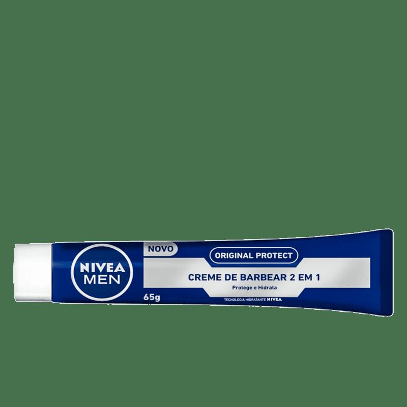 NIVEA Original Protect - Creme de Barbear 65g
