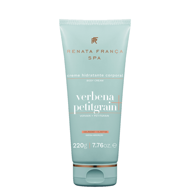 Renata França SPA Verbena & Petitgrain - Creme Hidratante Corporal 220g
