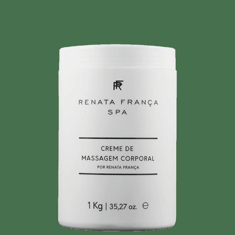 Renata França Spa - Creme de Massagem 1000g