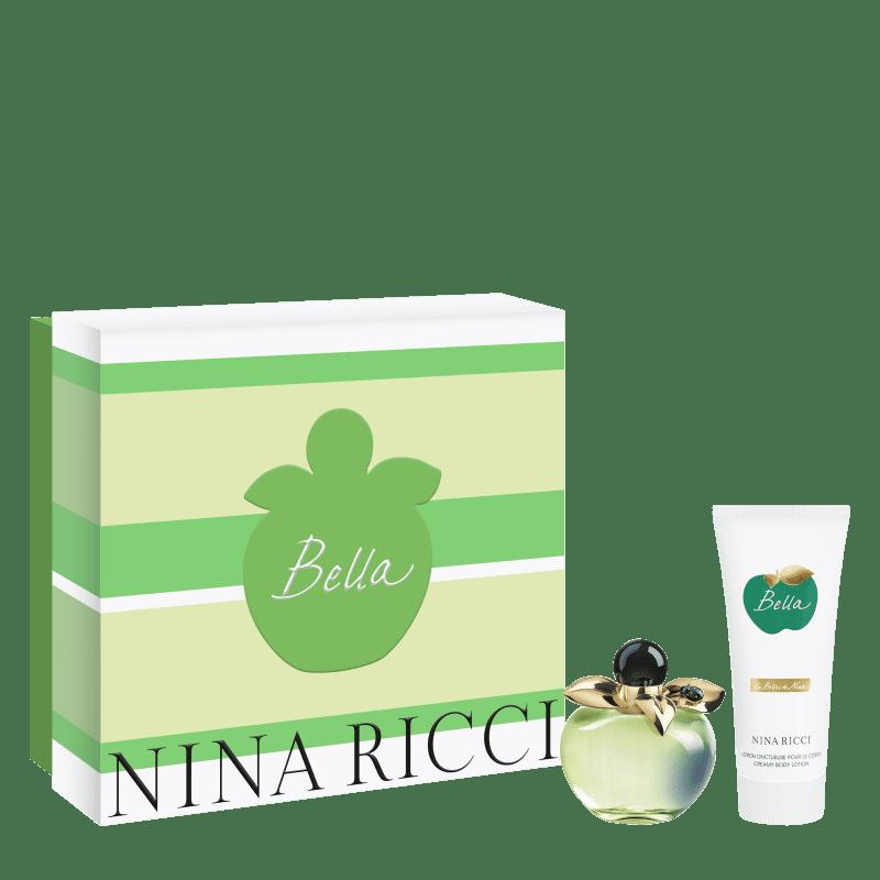 Conjunto Bella Nina Ricci Feminino - Eau de Toilette 80ml + Loção Corporal 100ml