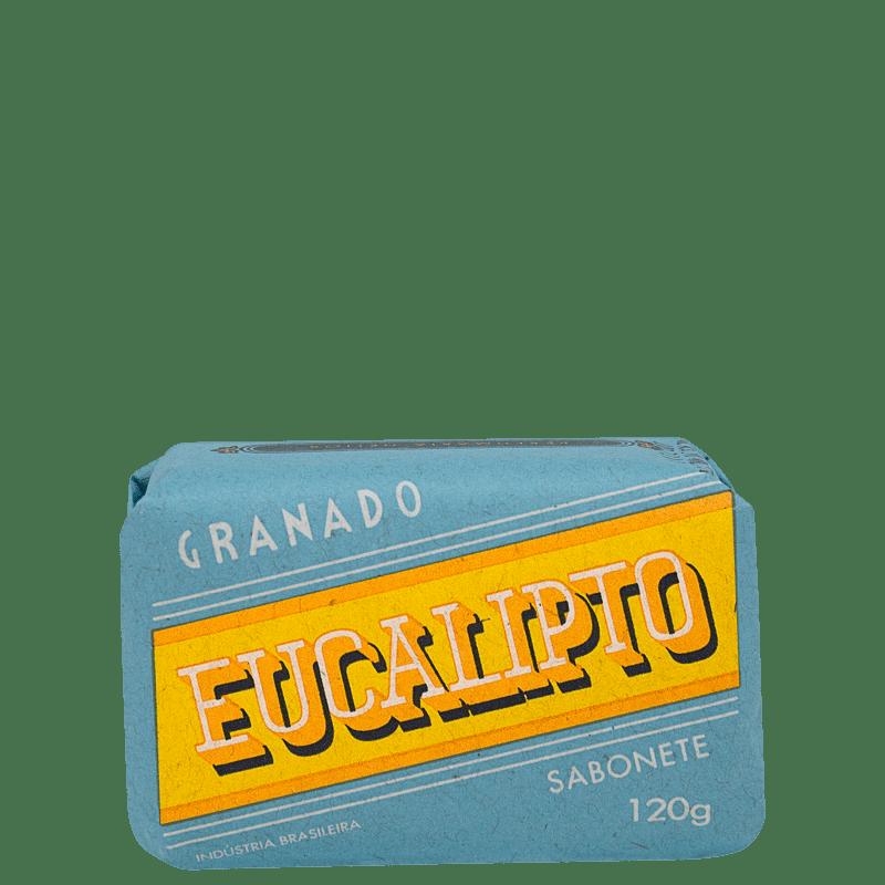 Granado Vintage Eucalipto - Sabonete em Barra 120g
