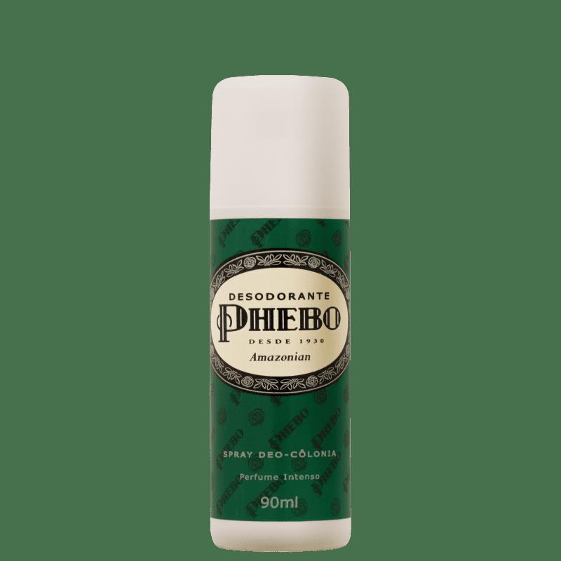Phebo Amazonian - Desodorante 90ml