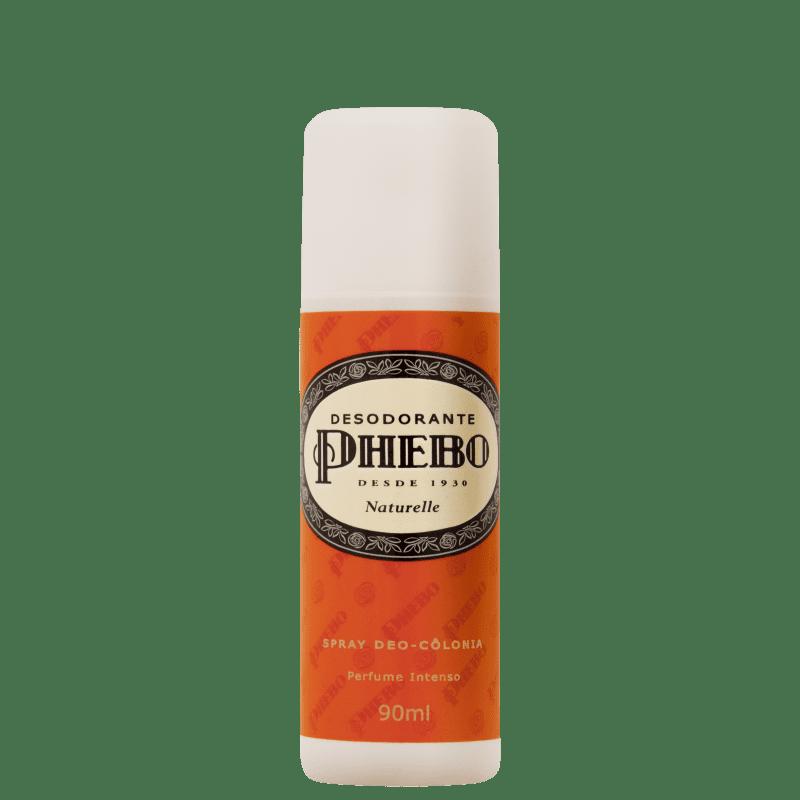Phebo Naturelle - Desodorante 90ml