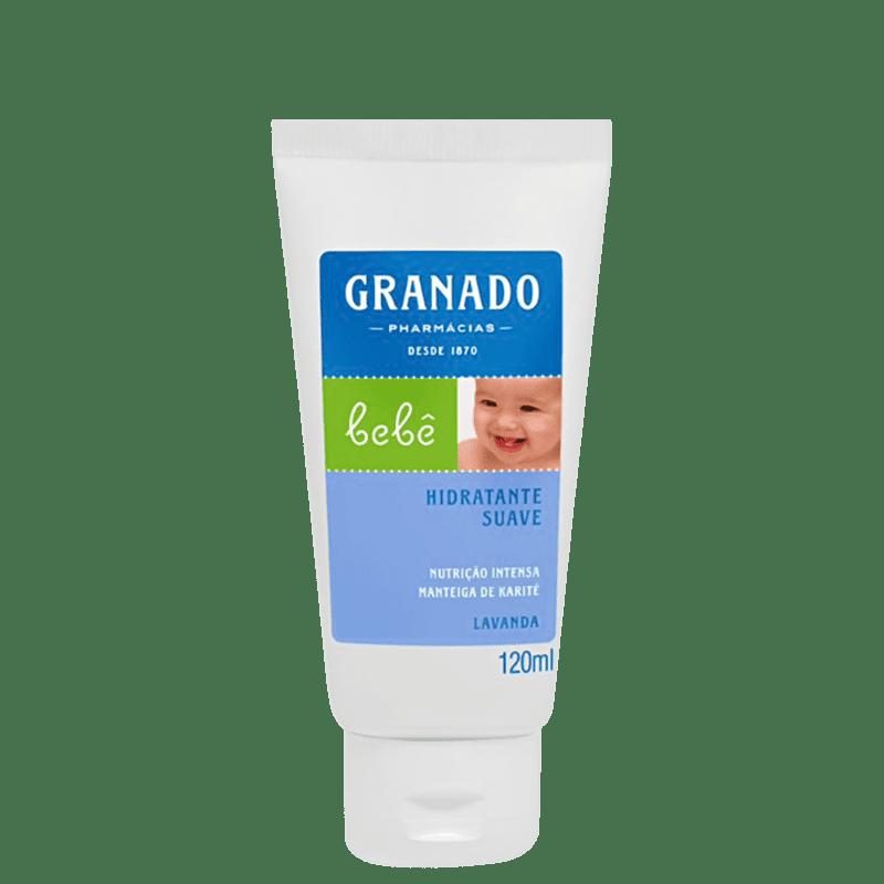 Granado Bebê Suave Lavanda - Hidratante 120ml