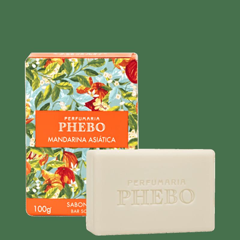 Phebo Origens Mandarina Asiática - Sabonete em Barra 100g