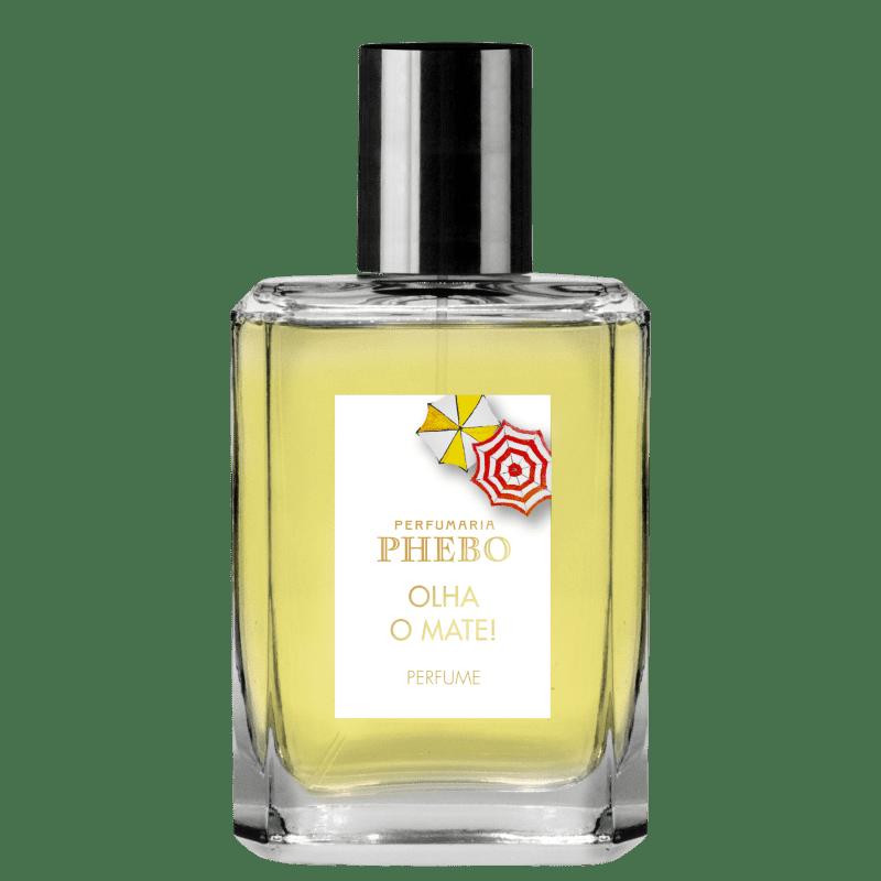 Olha o Mate Phebo Eau de Parfum - Perfume Unissex 100ml