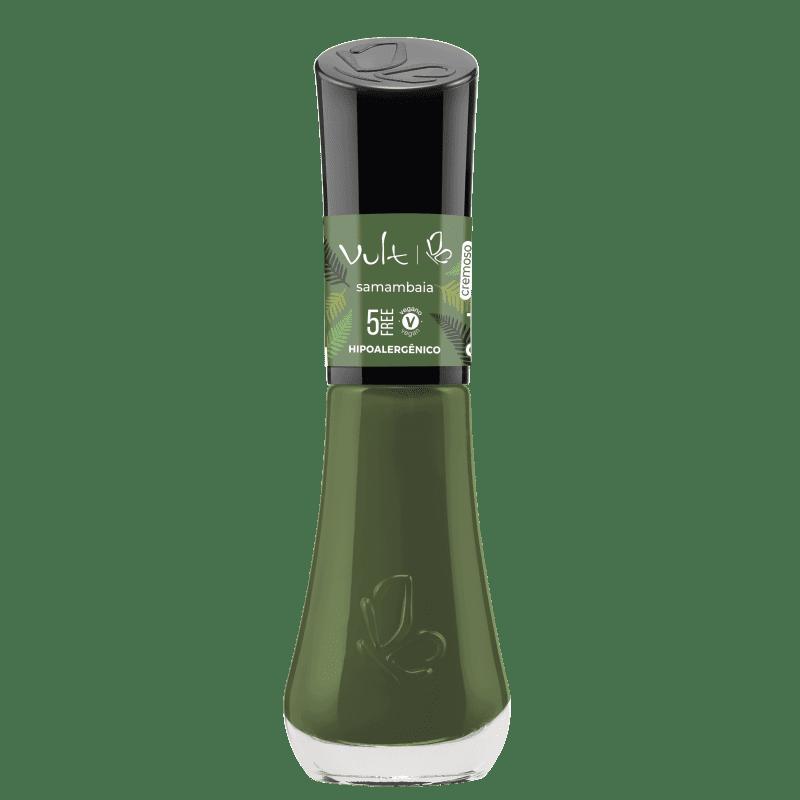 Vult 5Free Cores da Natureza Samambaia - Esmalte Cremoso 8ml
