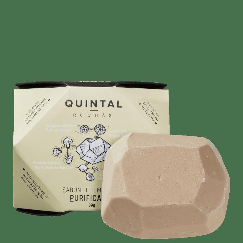 Quintal Purificante - Sabonete 80g