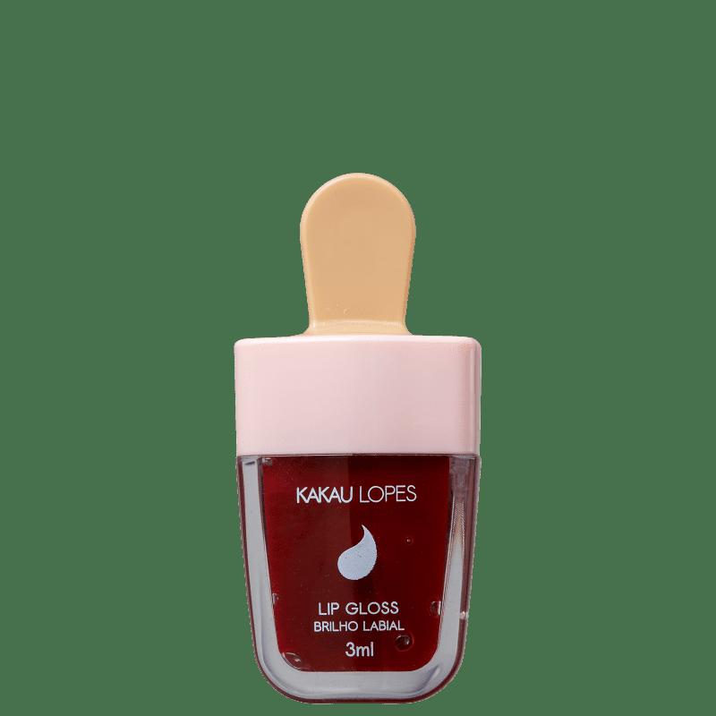 Gloss Labial Kakau Lopes Picolips Apple Love 3ml
