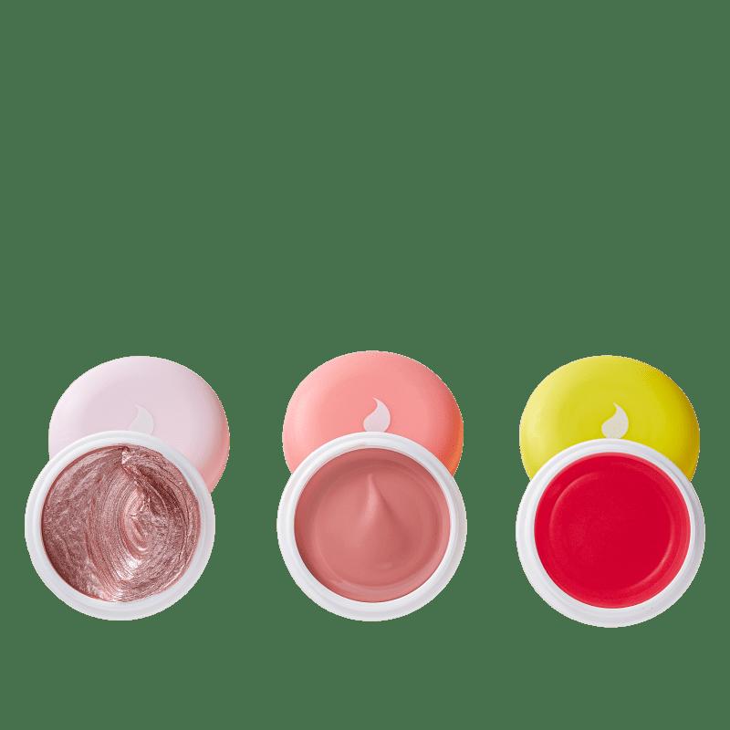 Kit Kakau Lopes The Beauty Bakery MC 6.42 (3 Produtos)