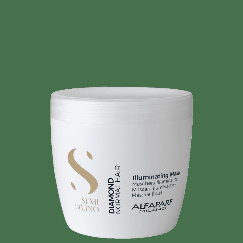Semi Di Lino Diamond Illuminating - Máscara Capilar 500ml