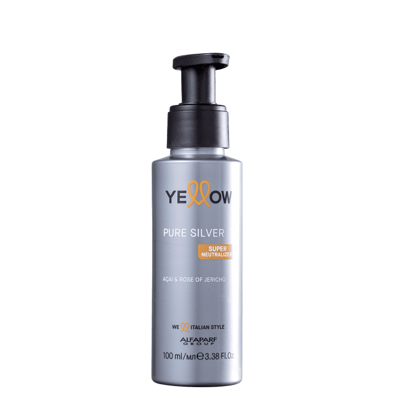 Yellow Silver Pure Silver - Leave-in 100ml