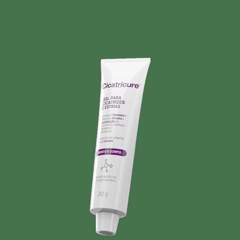 Cicatricure Gel - Tratamento para Estrias 30g