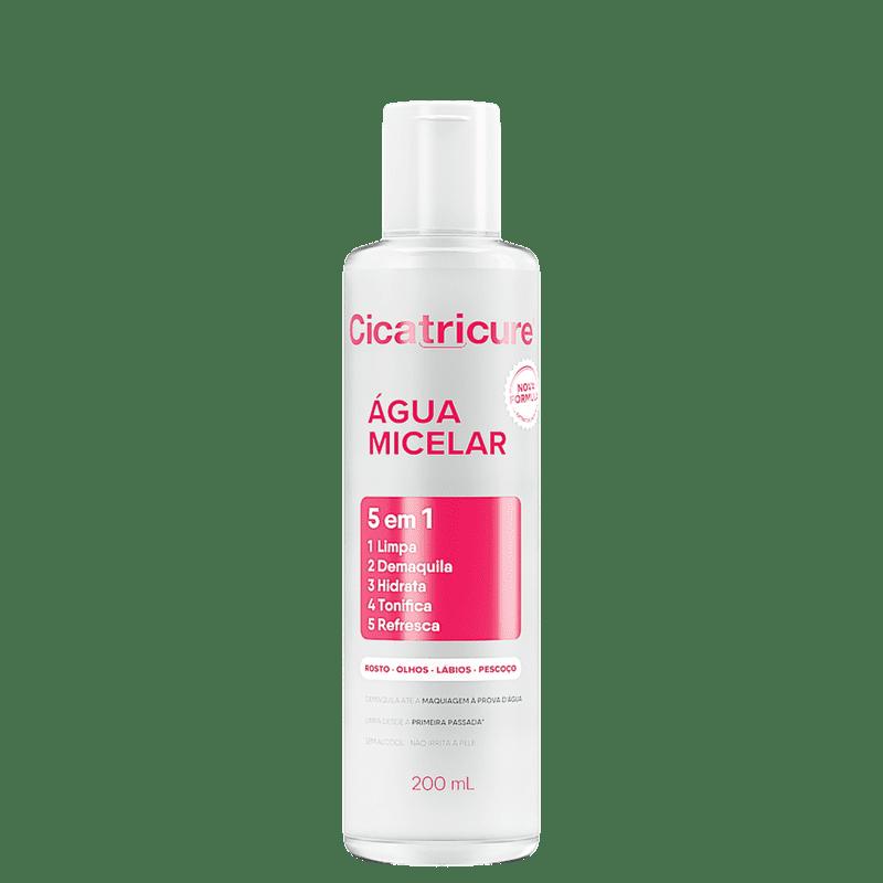 Cicatricure Água Micelar - Demaquilante 200ml