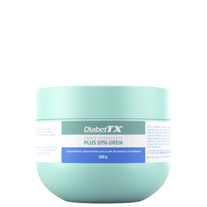 Goicoecha DiabetTX - Creme Hidratante Corporal 250g