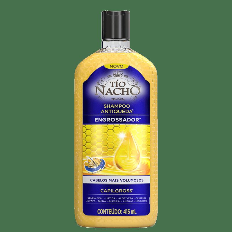 Tío Nacho Antiqueda Engrossador - Shampoo 415ml