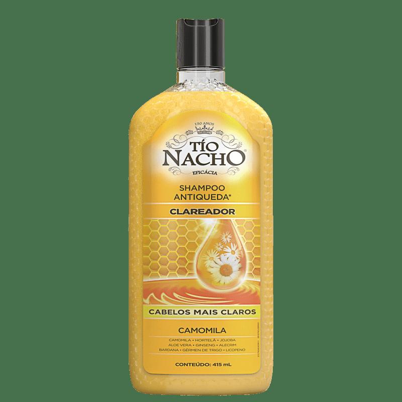 Tío Nacho Antiqueda Clareador - Shampoo 415 ml