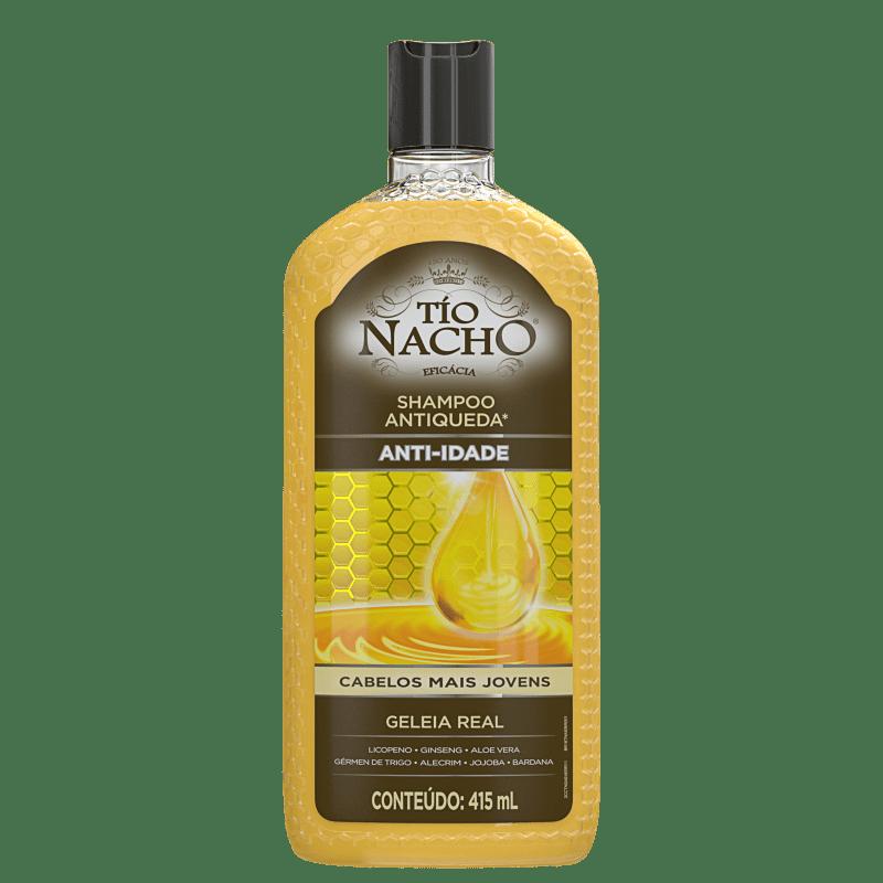 Tío Nacho Antiqueda Anti-Idade - Shampoo 415ml