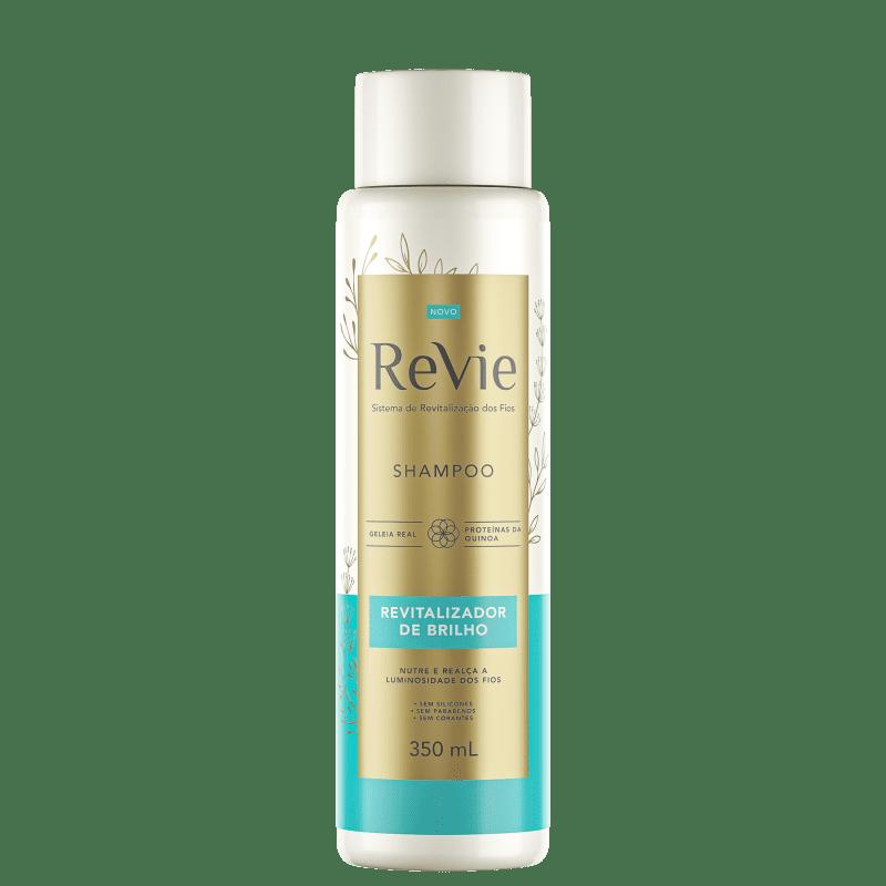 Revie Revitalizador de Brilho - Shampoo 350ml