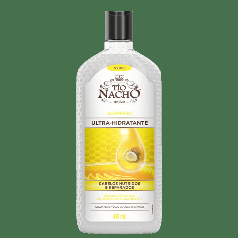 Tío Nacho Antiqueda Ultra-Hidratante - Shampoo 415ml