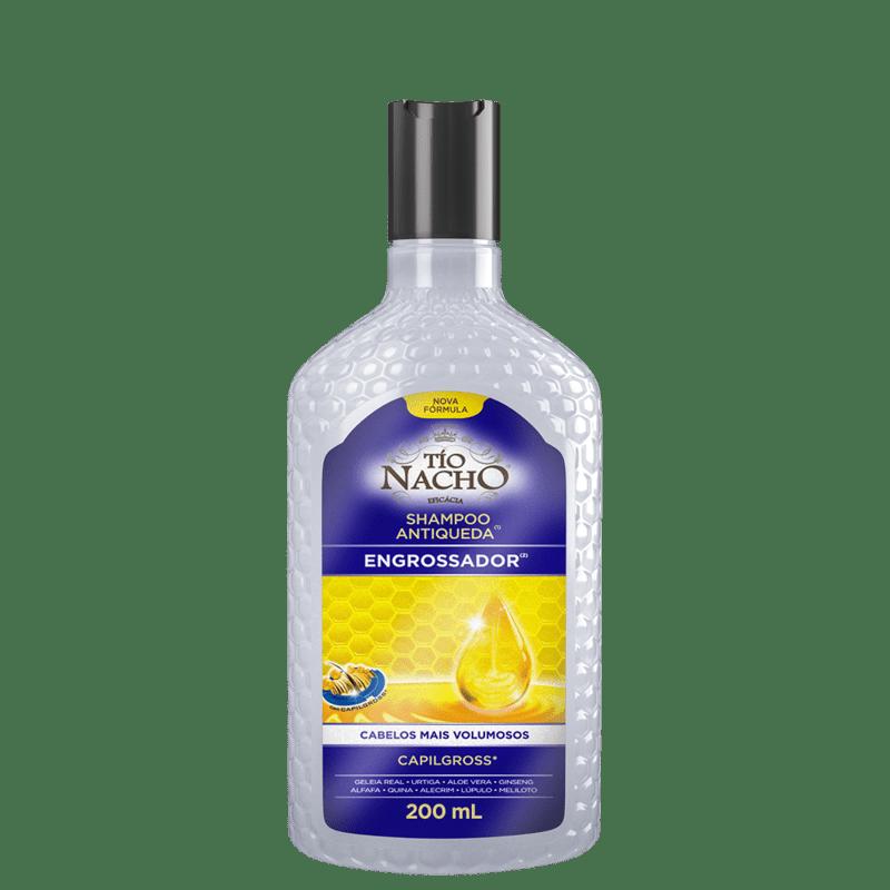Tío Nacho Antiqueda Engrossador - Shampoo 200ml