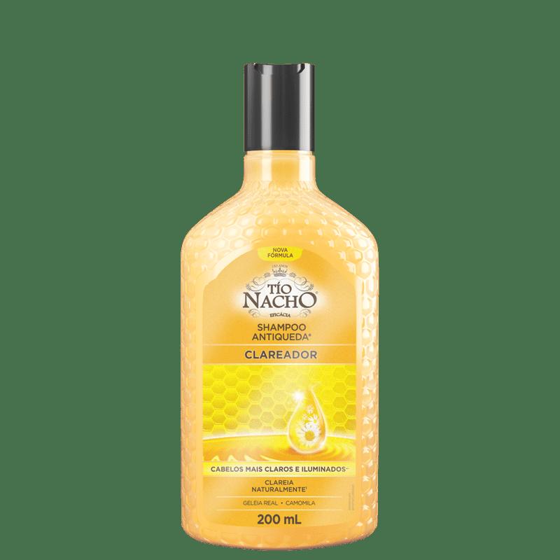 Tío Nacho Antiqueda Clareador - Shampoo 200ml