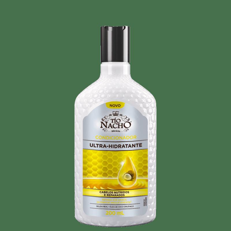 Tío Nacho Antiqueda Ultra-Hidratante - Condicionador 200ml