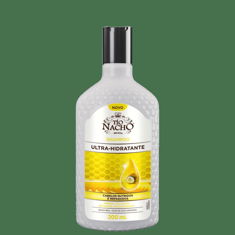 Tío Nacho Antiqueda Ultra-Hidratante - Shampoo 200ml