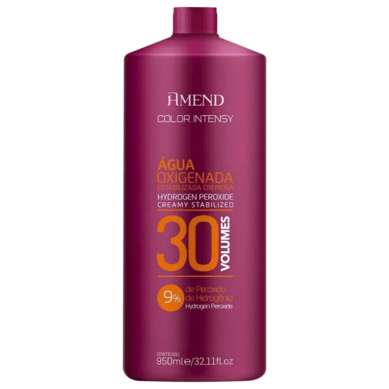 Amend Color Intensy 9% - Água Oxigenada 30 Volumes 950ml