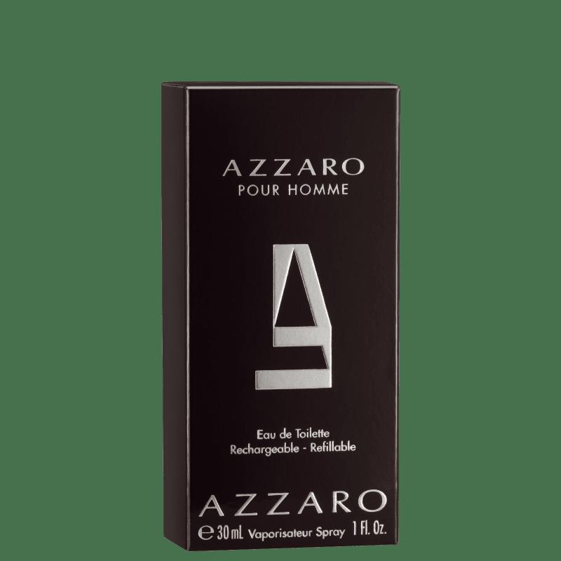 866b9372cc Azzaro Pour Homme Eau de Toilette - Perfume Masculino 30ml