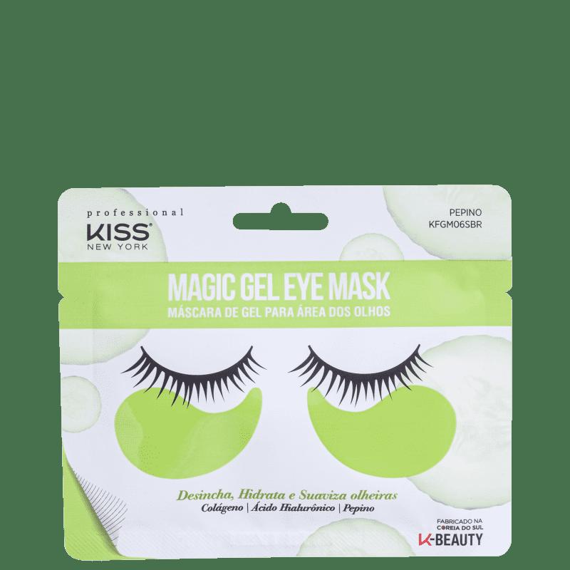 Kiss New York Magic Gel - Máscara para Área dos Olhos 7g