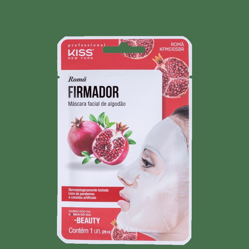 Kiss New York Romã Firmador - Máscara Facial 20ml